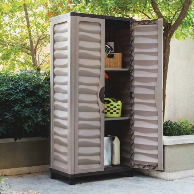 Best Furniture Excellent Pattern And Texture Of Outdoor Storage Cabinet Outdoor Storage Cabinets With Doors
