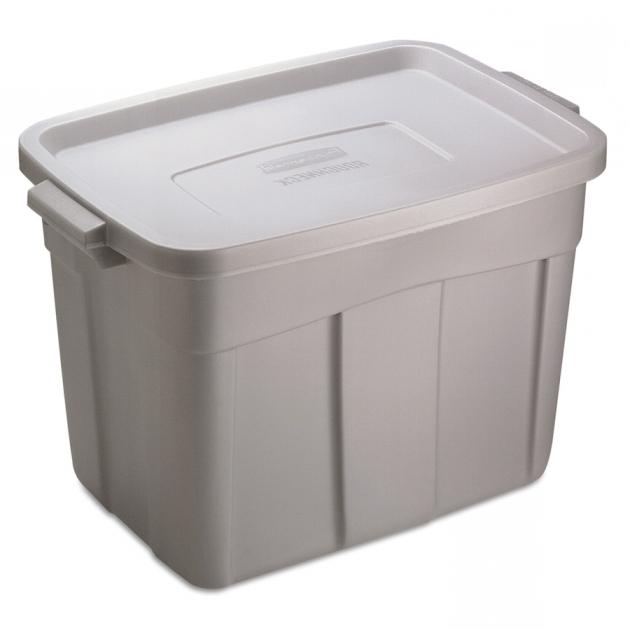 Best Shop Storage Bins Baskets At Lowes Tupperware Storage Bins