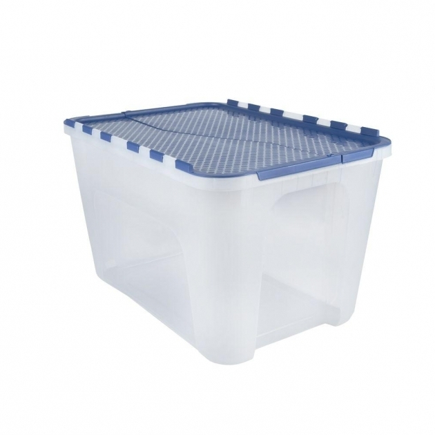 Gorgeous Storage Bins Totes Storage Organization The Home Depot Home Depot Storage Containers
