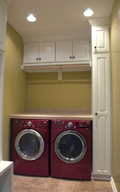 Image of 25 Best Ideas About Laundry Room Cabinets On Pinterest Laundry Storage Cabinets For Laundry Room