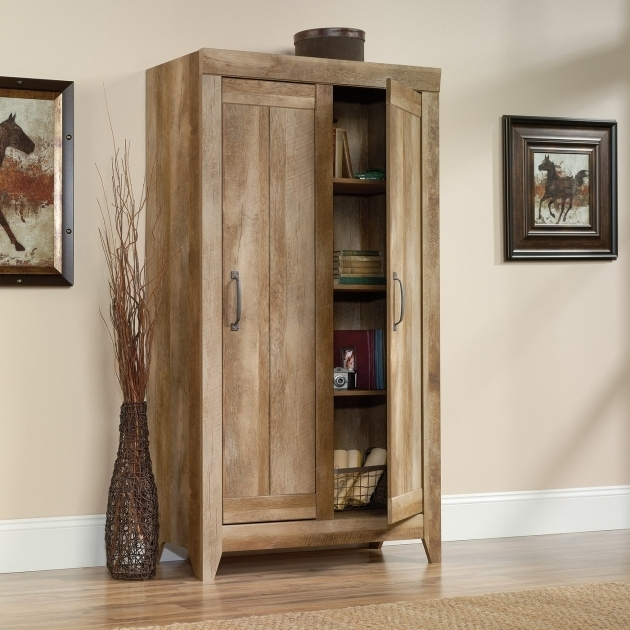 Image of Cabinets Sauder Harbor View Storage Cabinet Sauder Harbor View Sauder Harbor View Storage Cabinet