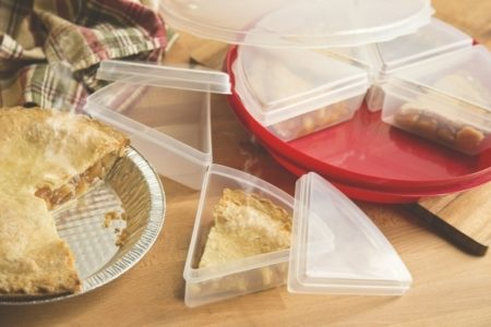Pie Storage Container