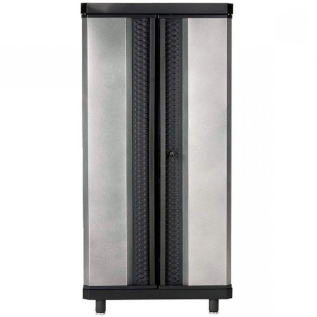 Incredible Shop Kobalt 30 In W X 72 In H X 20 In D Steel Freestanding Garage Kobalt Storage Cabinet