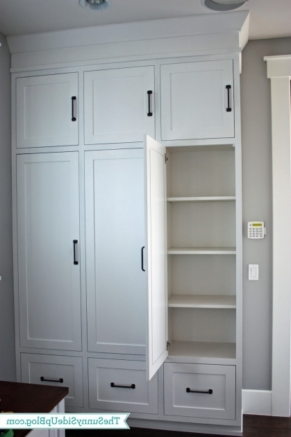 Marvelous My New Organized Mudroom The Sunny Side Up Blog Mudroom Storage Cabinets