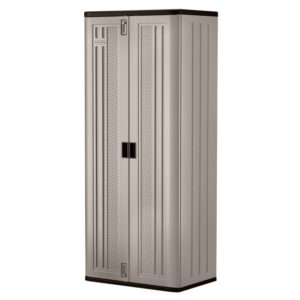 Suncast Tall Storage Cabinet