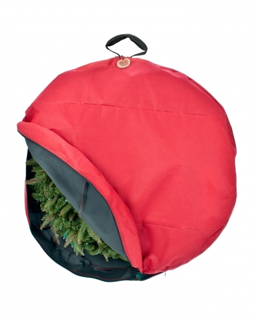 Outstanding 36 Inch Easy Going Wreath Storage Bag Treetopia 36 Inch Wreath Storage Container