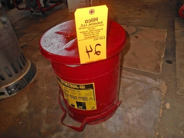 Outstanding 5 Gallon Waste Oil Storage Container On Auction Now At Hilco Waste Oil Storage Container