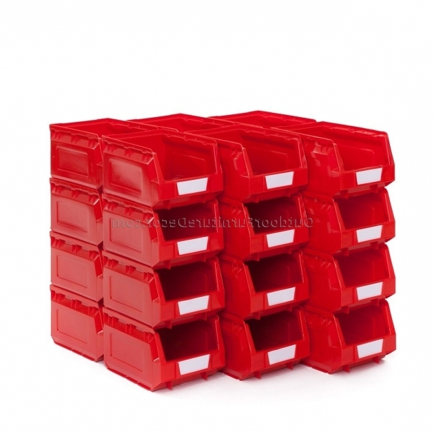 Outstanding Red Plastic Storage Bins Gallery Of Storage Sheds Bench Red Plastic Storage Bins