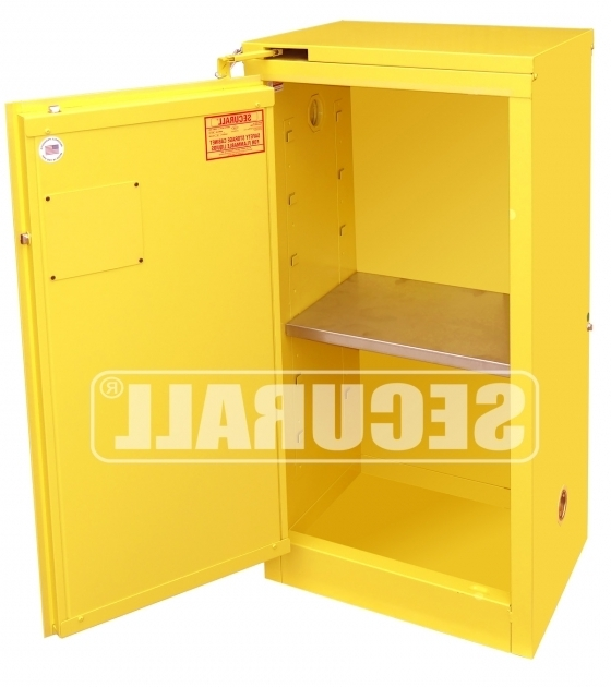 Merveilleux ... Outstanding Securall Flammable Storage Flammable Cabinet Flammable  Storage Fuel Storage Cabinet ...