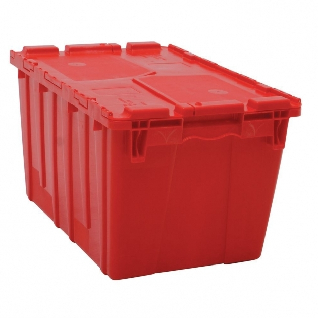 Remarkable Red Plastic Storage Bins Red Plastic Storage Bins