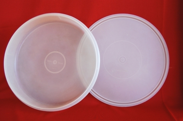 Remarkable Vintage Tupperware 12 Inch Pie Keeper Storage Container Pie Pie Storage Container