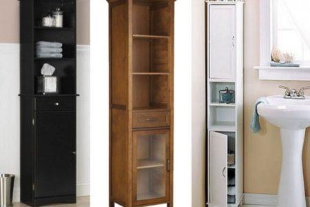 Thin Storage Cabinet
