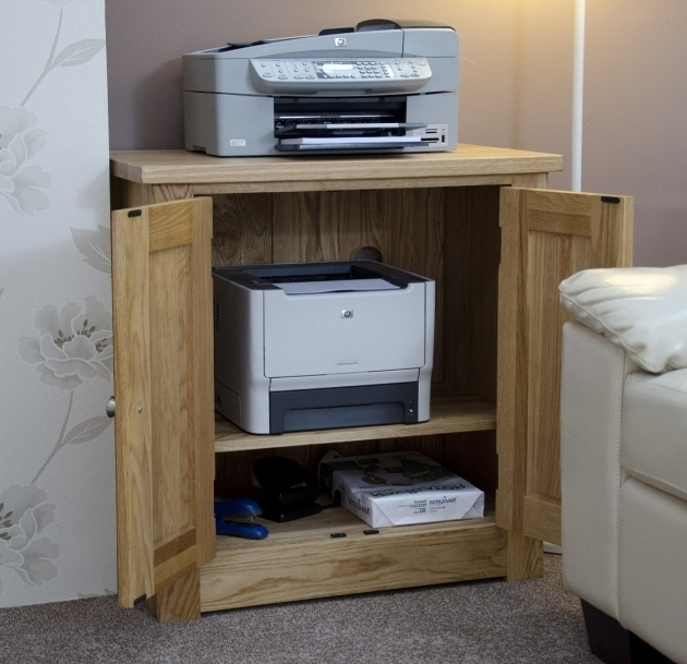 Stunning Torino Solid Oak Printer Cabinet Oak Furniture Uk Printer Storage Cabinet