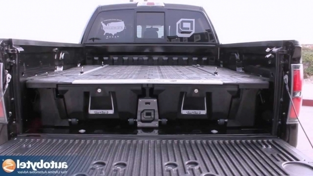 Stylish Decked Truck Bed Organizer And Storage System Abtl Auto Extras Truck Bed Storage Containers