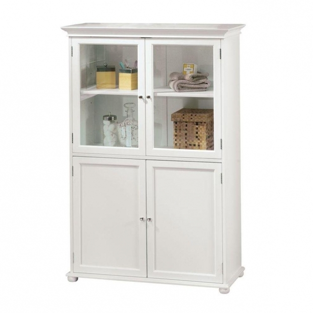 Stylish Linen Cabinets Bathroom Cabinets Storage Thin Storage Cabinet