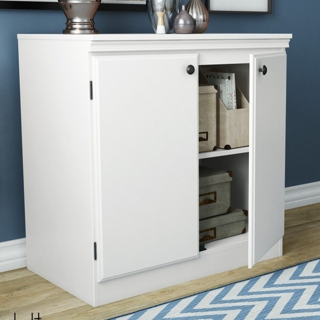 Stylish Sterilite 2 Shelf Storage Cabinet Ortho Hill In Style Most