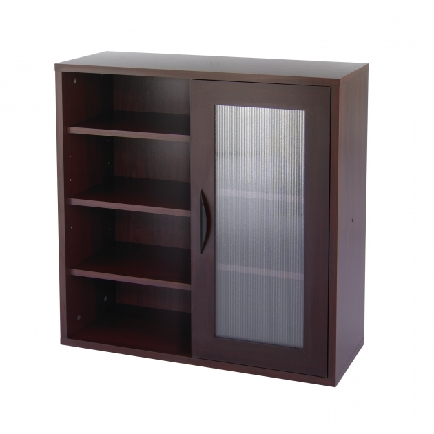 Wood Storage Cabinets With Doors ~ Stylish wood storage cabinets with doors and shelves home