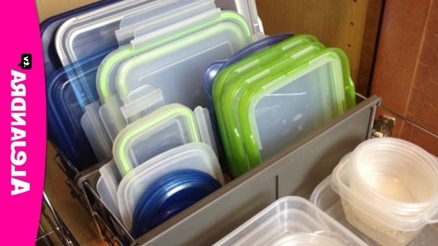 Alluring How To Organize Food Storage Containers Youtube Best Plastic Food Storage Containers