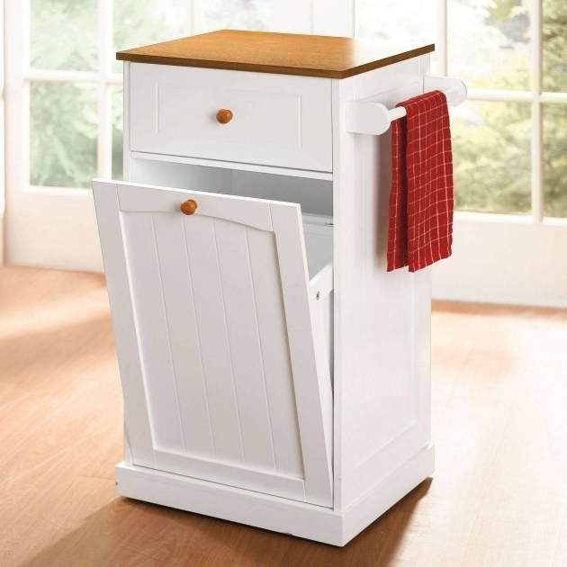 Alluring Tilt Out Trash Bin Storage Cabinet Best Home Furniture Decoration Tilt Out Trash Bin Storage Cabinet
