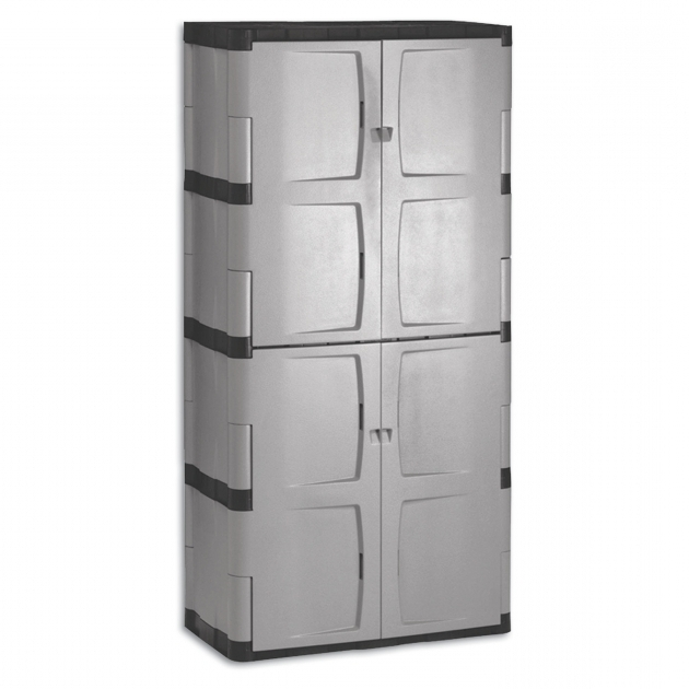 Amazing Rubbermaid Storage Cabinets Rubbermaid Storage Cabinet With Doors