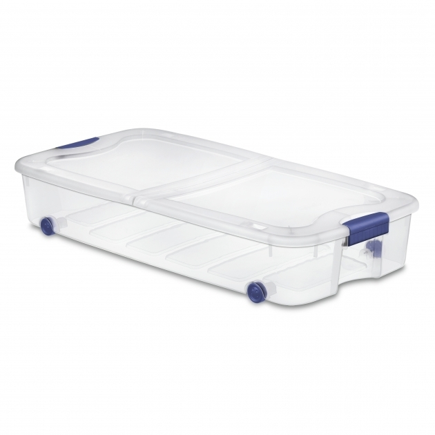 Amazing Under Bed Storage Containers Under The Bed Storage Containers