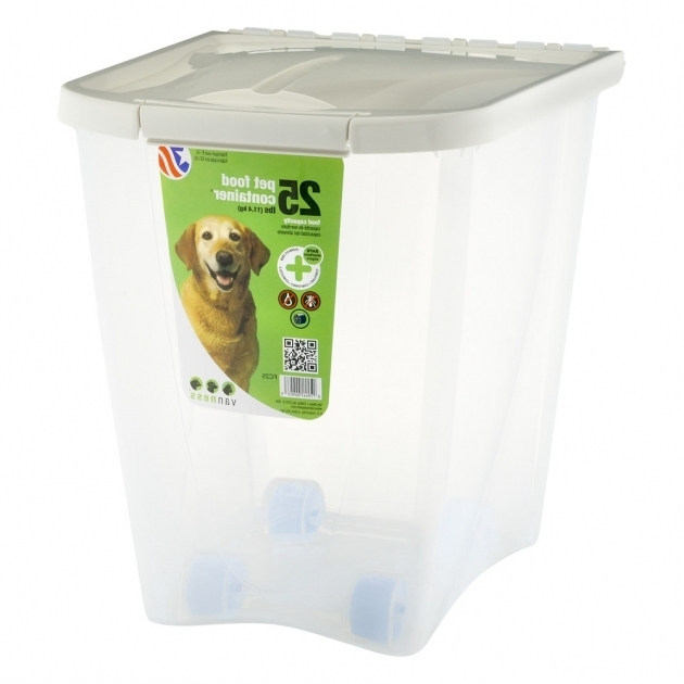 Amazing Van Ness Pet Food Storage Container 25 Lb Walmart 50 Lb Dog Food Storage Containers