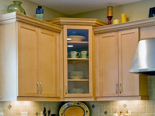 Awesome Corner Kitchen Cabinets Pictures Ideas Tips From Hgtv Hgtv Upper Corner Kitchen Cabinet Storage Solutions