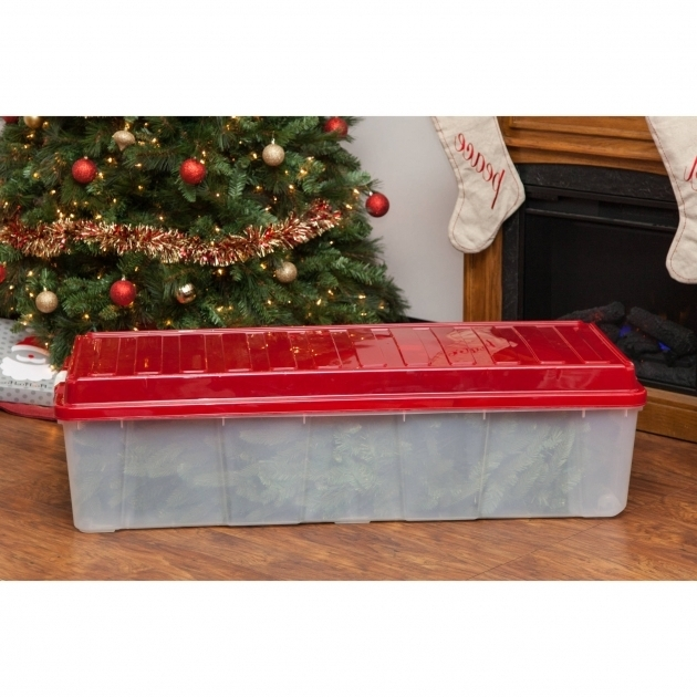 Awesome Iris Holiday Tree Storage Tote Walmart Christmas Tree Storage Bin