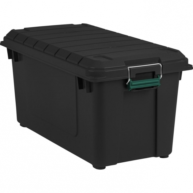 Gentil ... Awesome Storage Bins Totes Storage Organization The Home Depot Large Clear  Storage Bins ...