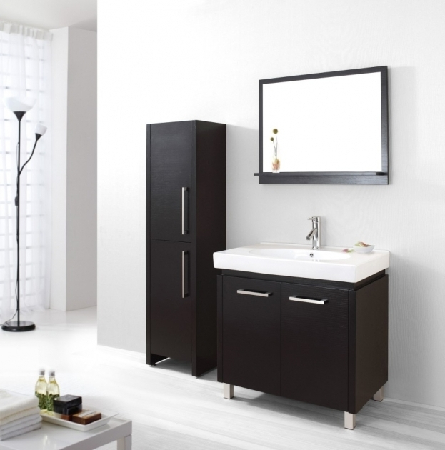 Best Black Bathroom Storage Cabinet Demonstrated With Branched Bathroom Storage Cabinets Wall