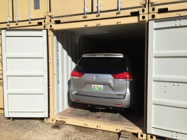 Best Creative Uses Container Technology Inc Vehicle Storage Containers