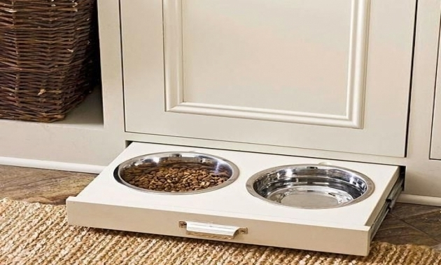 Fantastic Kitchen Kitchen Built In Dog Food Bowls Dog Food Storage Cabinet  Dog Food Storage Cabinet