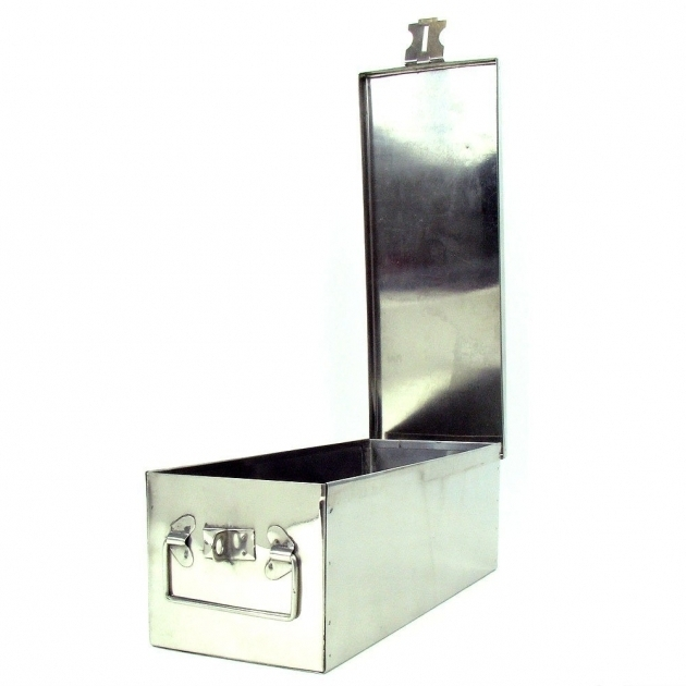 Fantastic Lockable Storage Box The Storage Home Guide Large Metal Storage Containers