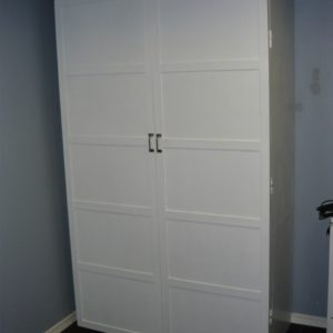 Large Storage Cabinet With Doors