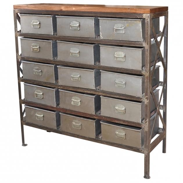 Fascinating Handmade Wanderloot Vintage Industrial Metal Arts And Crafts Arts And Crafts Storage Cabinet