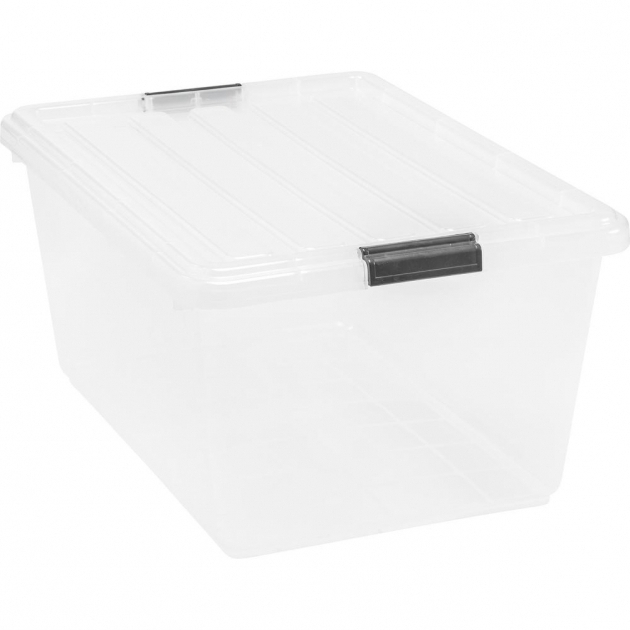 Gorgeous Storage Bins Totes Storage Organization The Home Depot Airtight Storage Bins