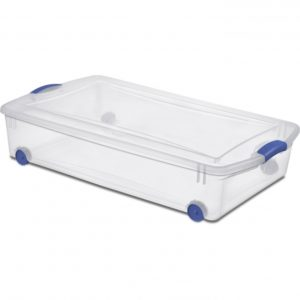 Underbed Storage Containers