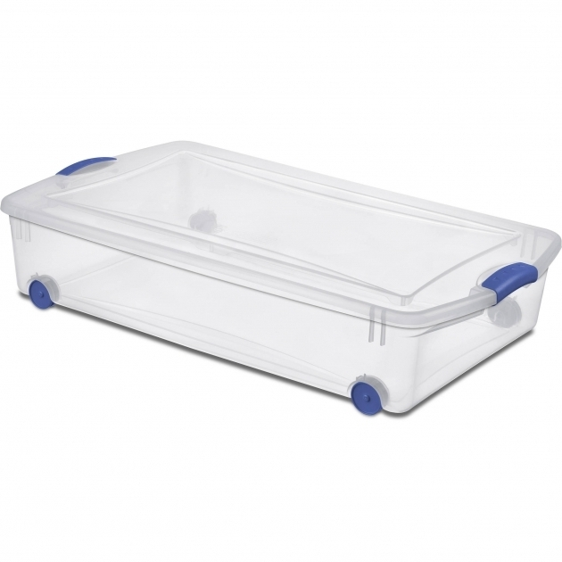 Gorgeous Under Bed Storage Containers Underbed Storage Containers