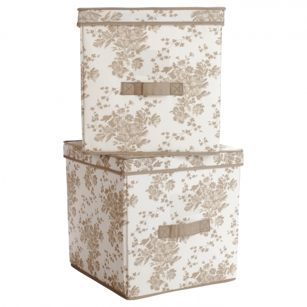 Image of Fabric Storage Boxes With Lids Remarkable With Additional Canvas Storage Bins With Lids