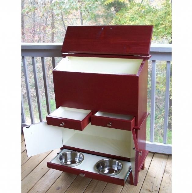 Dog Food Storage Cabinet Storage Designs