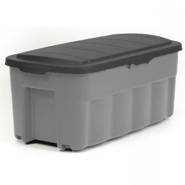 Image of Shop Plastic Storage Totes At Lowes Lowes Storage Containers