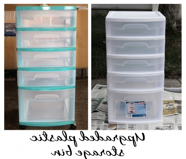 Image of Simple Interior With Cheap Plastic Storage Bins Diy And Teal Cheap Plastic Storage Bins
