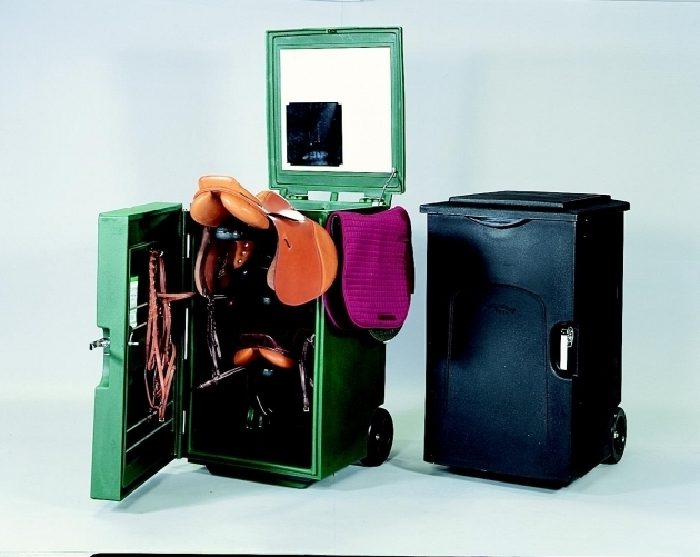 Image of Sports Saddle Trunk Sports Storage Bin