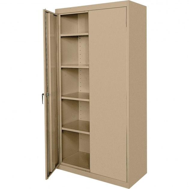 Image of Storage Cabinets Storage Organizers Northern Tool Equipment Metal Storage Cabinet With Lock