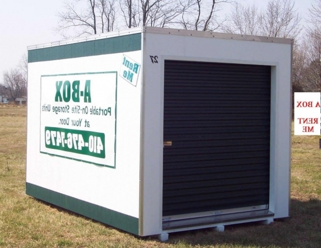 ... Incredible A Box Storage Container With Portable On Site Storage Units And Pod Storage Containers ... & Amazing Moving And Pods Storage Container On Red Truck With Sturdy ...