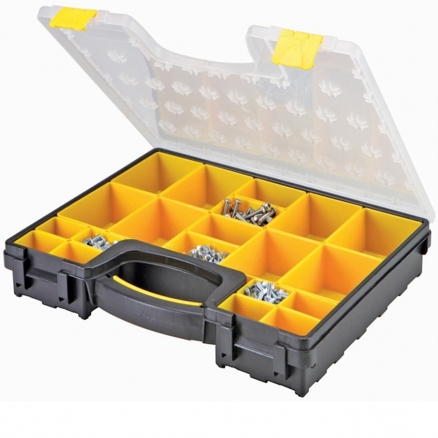 Inspiring 20 Bin Medium Portable Parts Storage Case We Storage Bins And Flats Harbor Freight Storage Bins