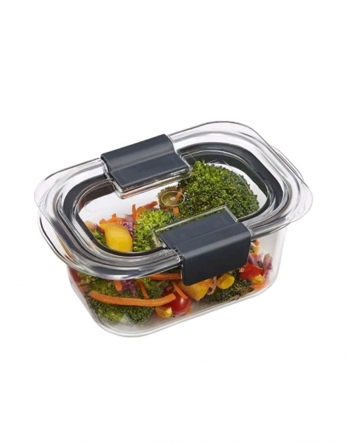 Marvelous Rubbermaid Brilliance Food Storage Container Bpa Free Plastic 6 Rubbermaid Brilliance Food Storage Container