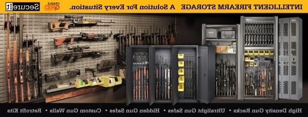 Marvelous Secureit Tactical Gun Storage Cradlegrid Intelligent Firearm Secureit Tactical Model 52 Six Gun Storage Cabinet