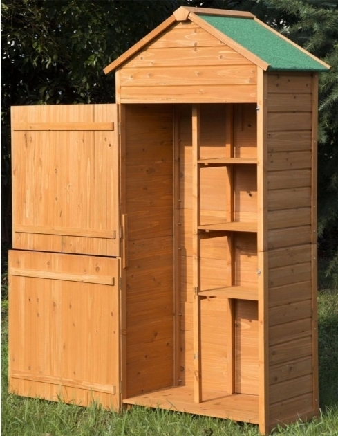 Marvelous Storage Custom Outdoor Storage Cabinet Made From Wood With Outdoor Storage Cabinets With Shelves