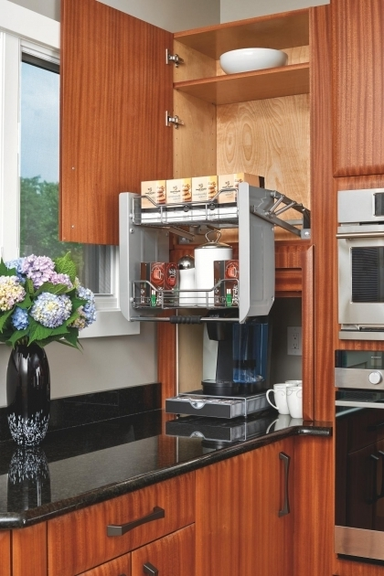 Outstanding Cant Reach The Items Youve Stored In Your Upper Kitchen Cabinets Upper Corner Kitchen Cabinet Storage Solutions